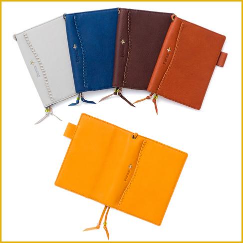 Peram(ペラム) アルボル 手帳カバー/スケジュール帳カバー(ほぼ日/A6/文庫本サイズ対応)