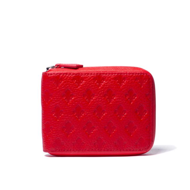 PATRICK COX SOLID COLOR(ソリッドカラー) ラウンドファスナー二つ折り財布